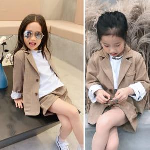 vest cho bé gái