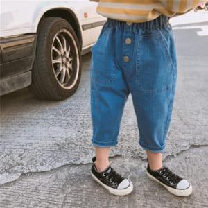 Quần Jean form cộc
