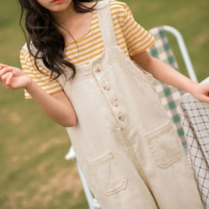 áo yếm bé gái lớn