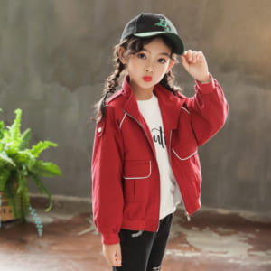 áo khoác bé gái