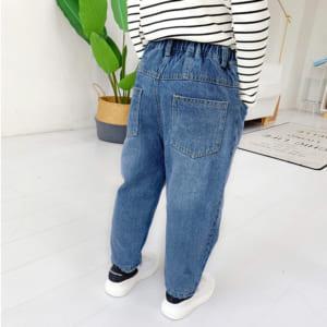 quần jean bé trai