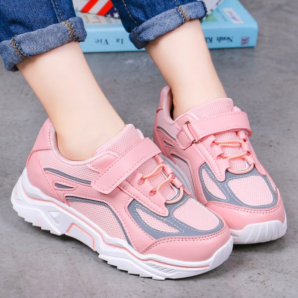 giay sneaker bé gái