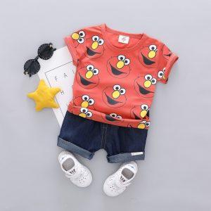 quần áo bé trai