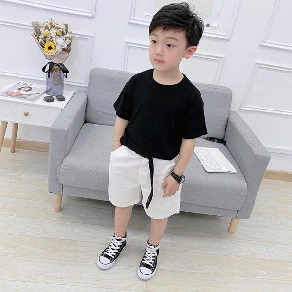 áo thun bé trai