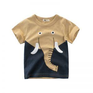 áo thun trẻ em
